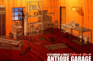 Garage Tools (Antique Garage) (1/24) (fs)