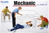 Mechanic Figures (set of 4) (1/24) (fs)
