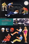 Driver Figures & Mechanics Figures with Interior Accessories (1/24) (fs)