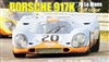 Porsche 917K Gulf Color 1970 LeMans Race Car (1/24) (fs)