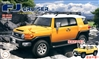 "Toyota FJ Cruiser 2-Door SUV (Molded in Yellow) (1/24) (fs) <br><span style=""color: rgb(255, 0, 0);"">Just Arrived</span>"