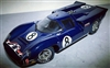 1969 Lola T70 Coupe #8 'America International Racing - Leslie/Motschenbacher' Daytona 24H (1/18) (fs) RARE