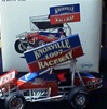 1997 KNOXVILLE NATIONALS SPRINT CAR KNOXVILLE RACEWAY(1/18) Rare Diecast  (fs)