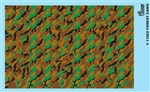 Forest Camo Decal Sheet Decals (1/25 or 1/24)