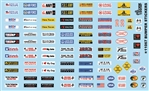 "2020 ""Bumper Stickers"" Gofer Racing Decal (1/25 or 1/24)"