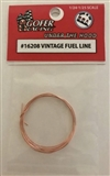 Vintage Copper Fuel Lines