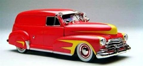 1948 Chevy Sedan Delivery (1/25) (fs)