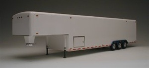 38 foot Tri-Axle Fifth Wheel Trailer  (1/25) (fs)