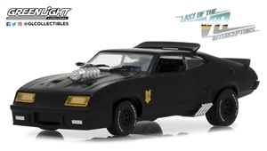 1973 Ford Falcon XB Mad Max MFP V-8 Interceptor (1/43) Diecast