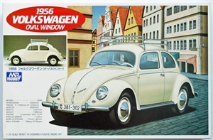1956 Volkswagen Oval Window (1/24) (fs)