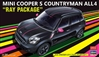 "Mini Cooper S Countryman All 4 ""Ray Package"" Limited Edition (1/24) (fs)"