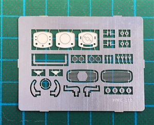 "Volkswagen ""VW"" Beetle Detail Set # 4 (1/24 & 1/25)"