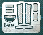 1966 Chevy Pickup Detail Parts Set (1/24 & 1/25)