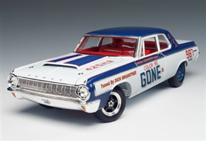 1964 Dodge 330 Superstock 'Color Me Gone II' (1/18) (fs)