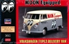 "1963 ""Moon Equipped"" Volkswagon (VW) Type-2 Delivery Van (1/24) (fs)"