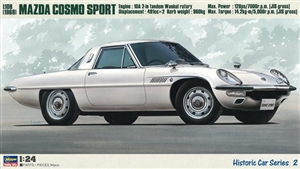 "1968 Mazda Cosmo Sport L10B (1/24) (fs) <br><span style=""color: rgb(255, 0, 0);""> Just Arrived</span>"