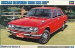 "1969 Nissan Bluebird 1600 SSS (1/24) (fs)<br><span style=""color: rgb(255, 0, 0);""> Just Arrived</span>"