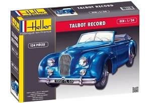 1950 Talbot Lago Record Converitble 60th Anniversary Limited Edition (1/24) (fs)
