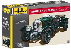 "Bentley 4.5L Blower Race Car (1/24) (fs)<br><span style=""color: rgb(255, 0, 0);"">Just Arrived</span>"