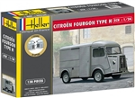 Citroen Fourgon Type H Panel Van (1/24) (fs)