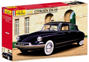 "Citroen DS19 4-Door Car (1/16) (fs)<br><span style=""color: rgb(255, 0, 0);"">Just Arrived</span>"