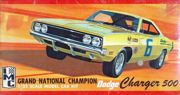1969 Dodge Charger 500 6 Grand National Race Car 1 32 Fs