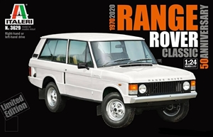 Range Rover Classic 50th Anniversary (1/24) (fs) Damaged Box
