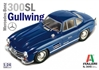"Mercedes Benz 300SL Gullwing (1/24) (fs) <br><span style=""color: rgb(255, 0, 0);"">Just Arrived</span>"