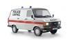 Ford Transit UK Police  (1/24) (fs)