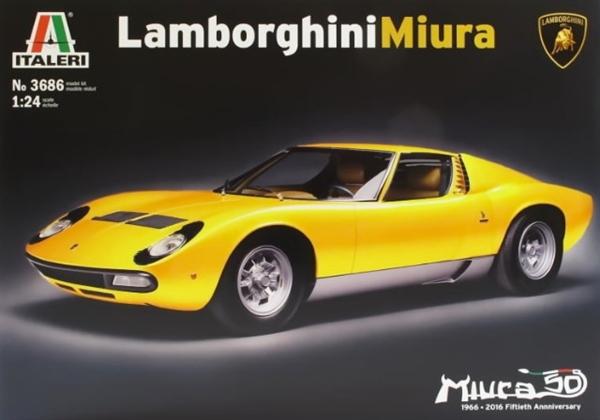 Lamborghini Miura P400 Sv 1 24 Fs