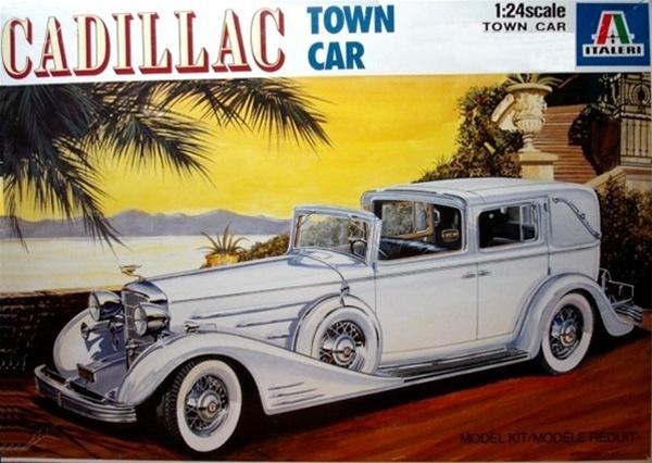 1933 Cadillac Town Car 1 24 Fs