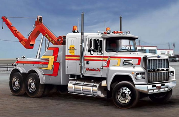 Ford LN/9000 US Wrecker (1/24) (fs)