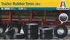 Trailer Tires (Set of 8) (1/24) (fs)