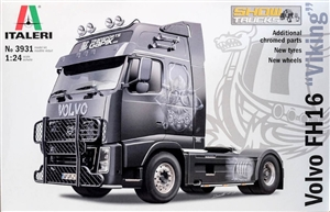 "Volvo FH-16 XXL ""Viking"" Show Truck (1/24) (fs)  <br><span style=""color: rgb(255, 0, 0);"">Just Arrived</span>"