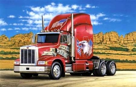 Peterbilt 377 Ae Us Truck 1 24 Fs