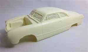 1949 Ford Chopped Top (1/25) (Resin Body Only)