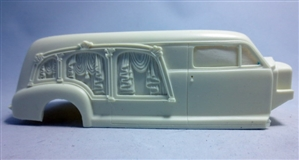 "1948 Chevy ""John Little"" Carved Hearse (1/25) (Body Only)"