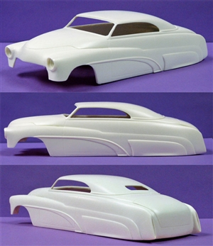 1949 Mercury Carson Top Custom (1/25) (Body Only)