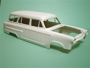 1953 Ford Woody Wagon (1/25) (Resin Body Only)
