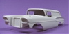 1958 Chevy Sedan Delivery (1/25) (Resin Body Only)