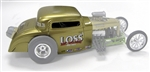 "1932 Ford 3-Window Chopped Top (1/25) (Resin Body Only) <br><span style=""color: rgb(255, 0, 0);"">Back in Stock!</span>"