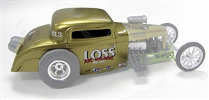 1932 Ford 3-Window Chopped Top (1/25) (Resin Body Only)