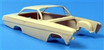 1962 Chevy Altered Body (1/25) (Resin Body Only)