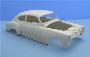 1950 Oldsmobile Fast Back (1/25) (Resin Body Only)