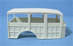 1932 Ford Woody (1/25) (Resin Body Only)