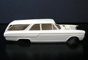 "1964 Ford Thunderbolt Wagon (1/25) (Resin Body Only) <br><span style=""color: rgb(255, 0, 0);"">Back in Stock!</span>"
