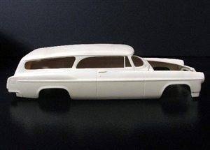 1955 Chrysler 300C Wagon (1/25) (Resin Body Only)