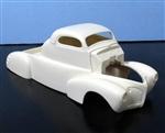 1941 Lincoln Custom Cab Over Shop Truck (1/25)