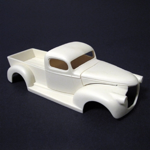 1941 Chevy custom truck (1/25)