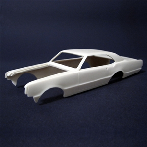 1967 Olds 442 altered wheel base (1/25)